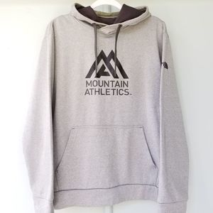 The North Face Mountain Athletics Hoodie Men  XL